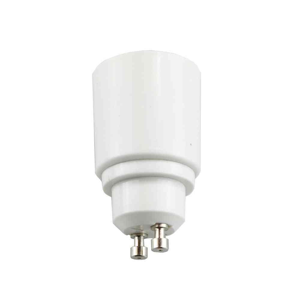 Gu10 To E27 Led Light Bulb Adapter- Lamp Holder Converter