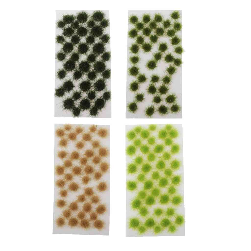 Static Grass Tuft - Self Adhesive Artificial Model