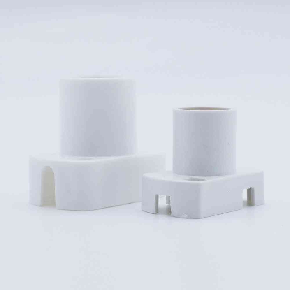 Mini Screw Lamp Base Holder - Light Bulb Socket Holder Adapter