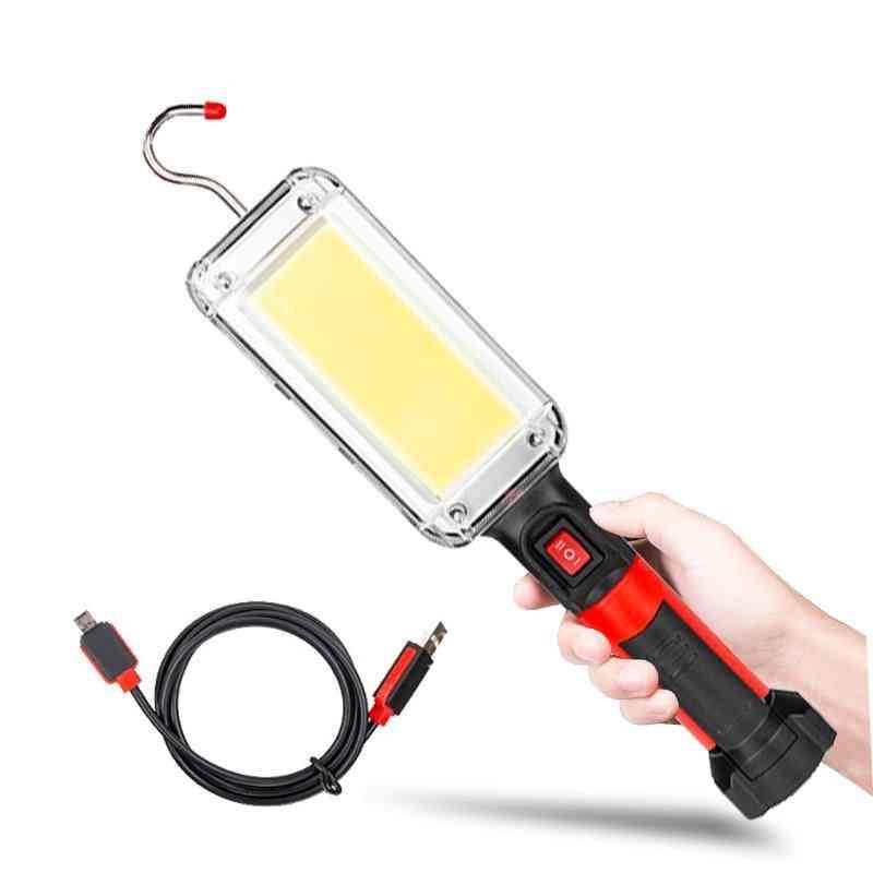 Led Portable Hook Magnet Camping Lamp