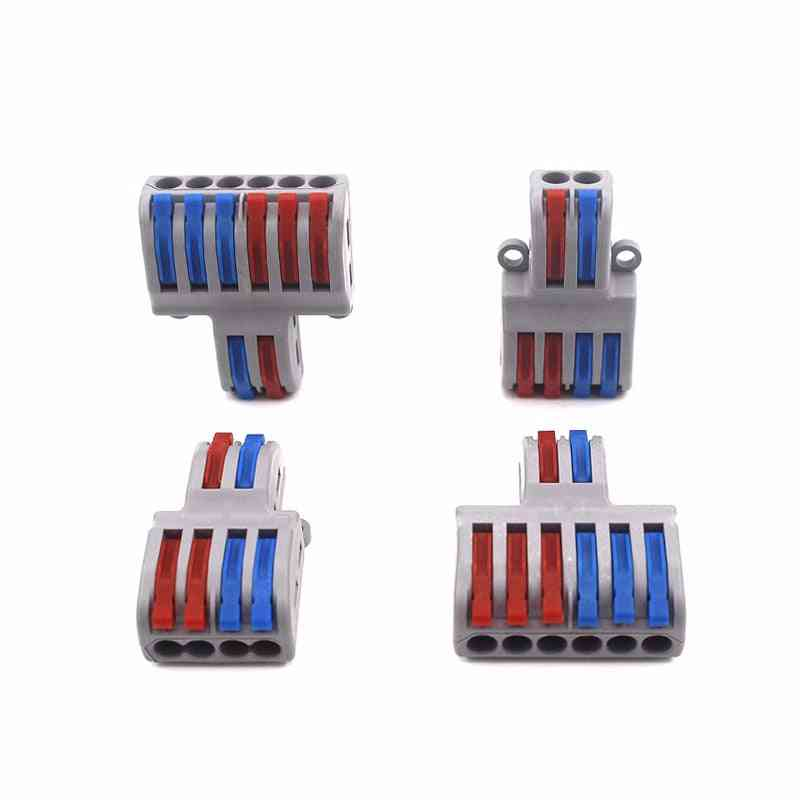 Mini Fast Universal Wiring And  Electrical Cable Conector