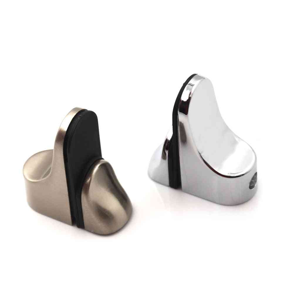 Creative Duck Mouth Shaped, Adjustable Bracket For Glass Shelf/cabinet