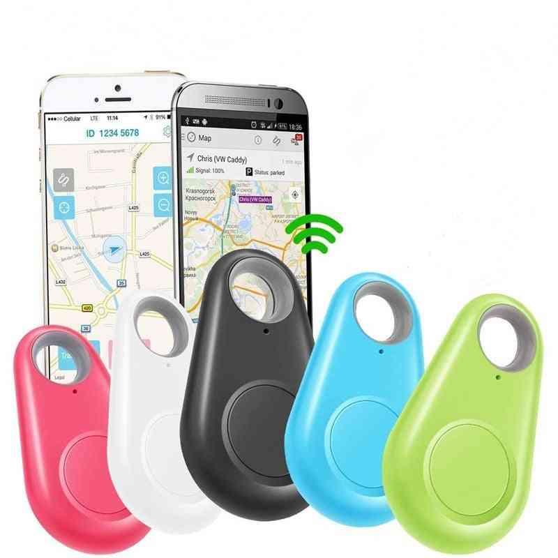 Smart Wireless Bluetooth Gps Tracker-anti-lost Alarm Tag