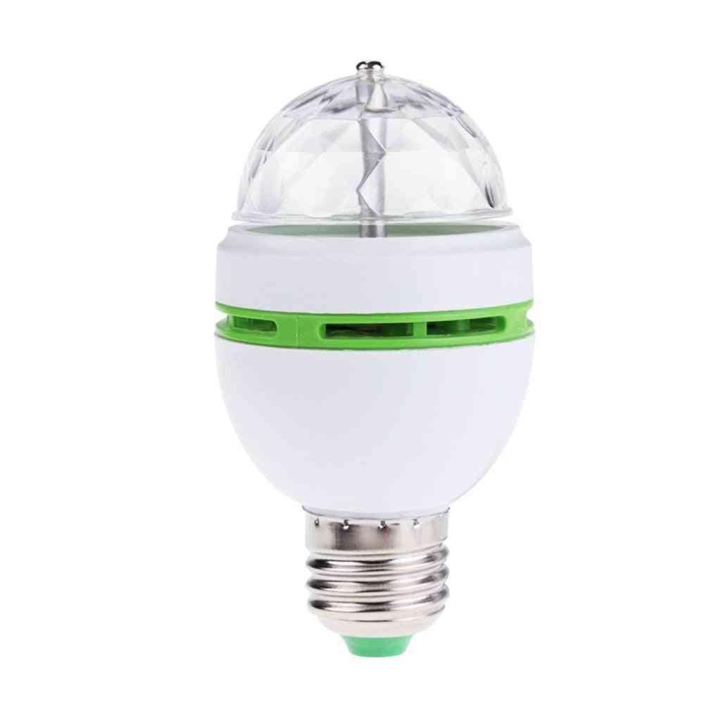 Portable Multi Led Bulb Mini Laser Projector
