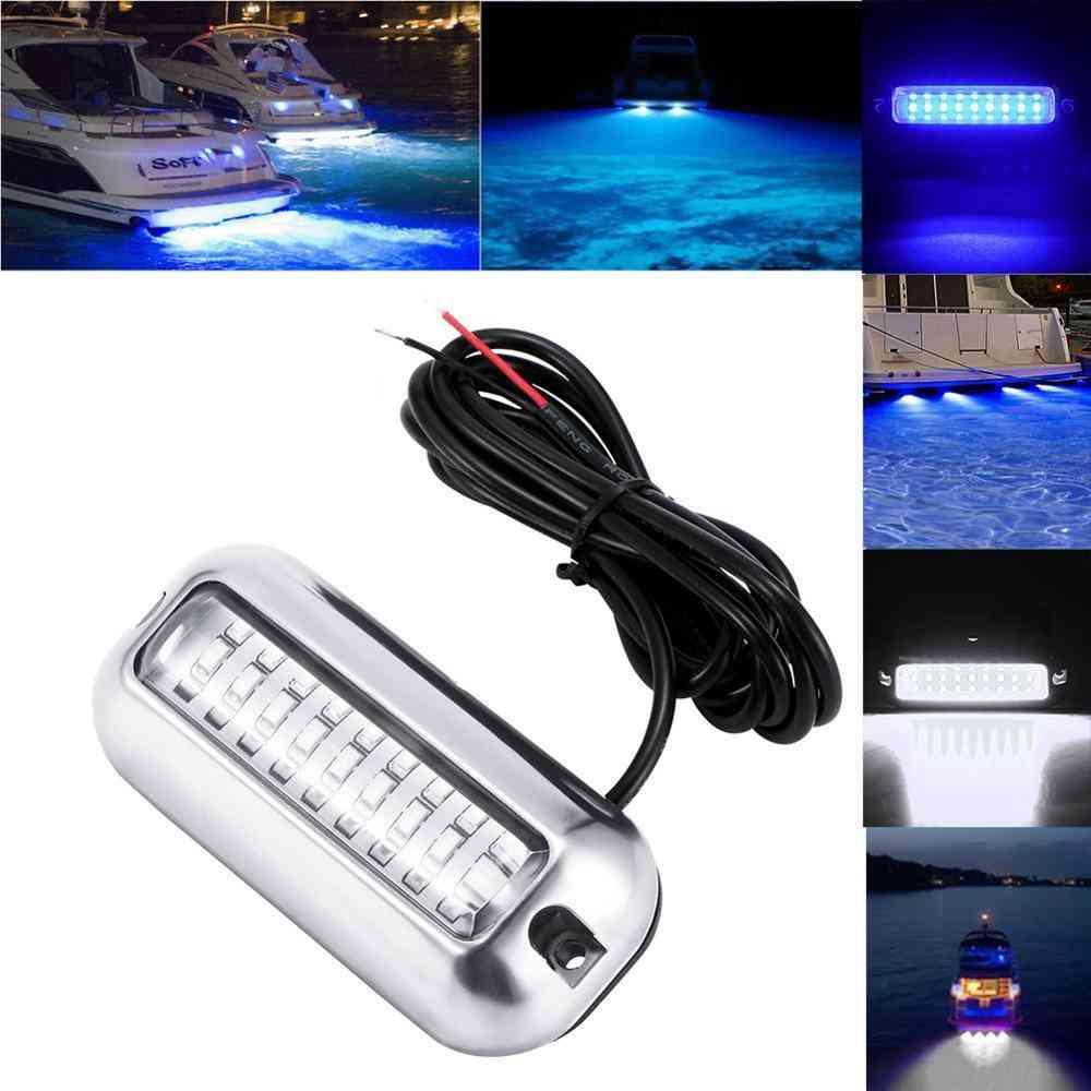 Fishing Light, Fish Underwater, Led Night Luring Lamps