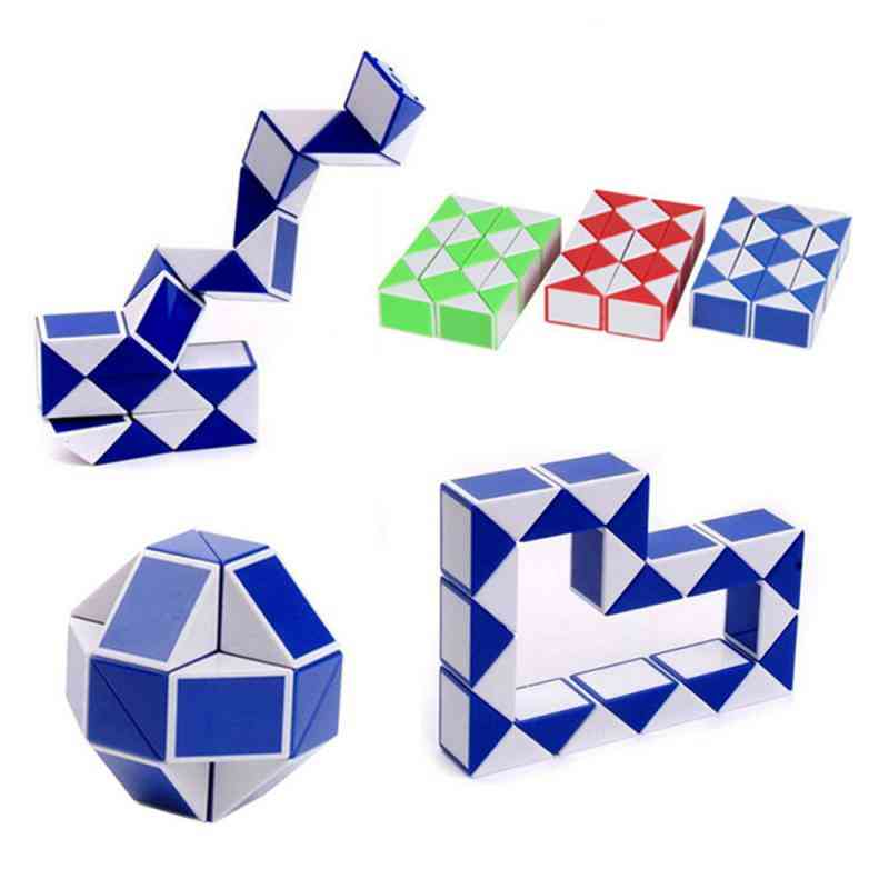 Mini Snake Speed Cubes - Twist Puzzle, Educational Toy