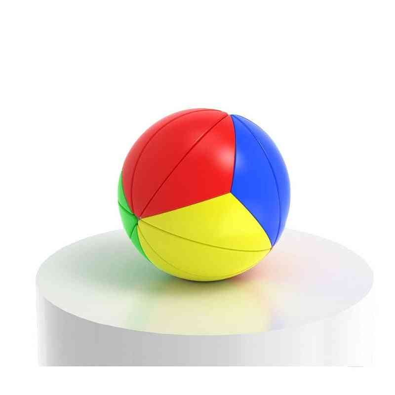 3d Magic Cube Speed Yeet Ball - Yj Learning Educational Toy For