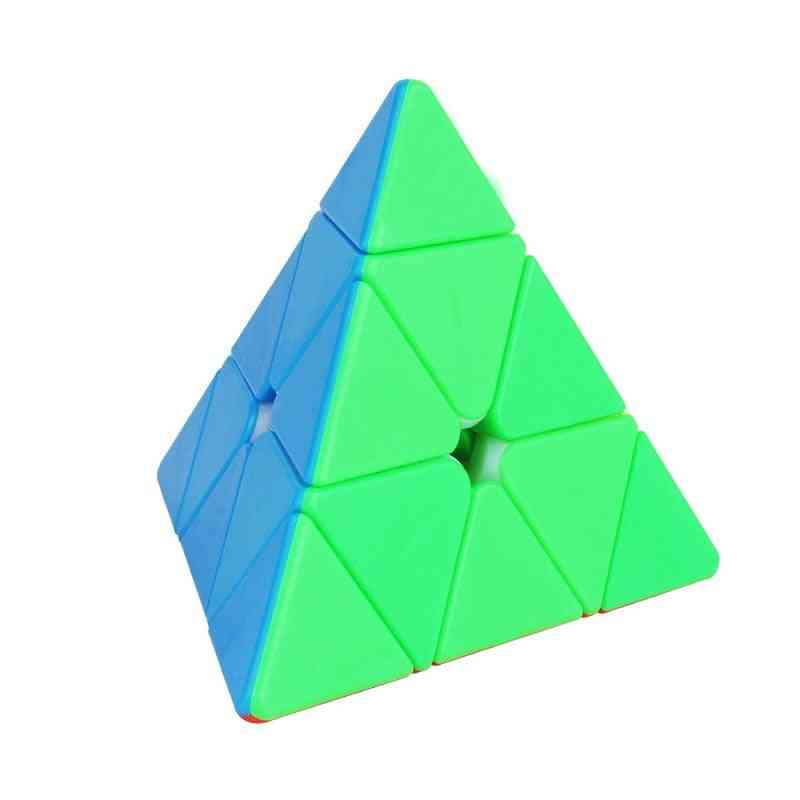 Triangle Pyramid Magic Speed Cube - Educational Game Fors
