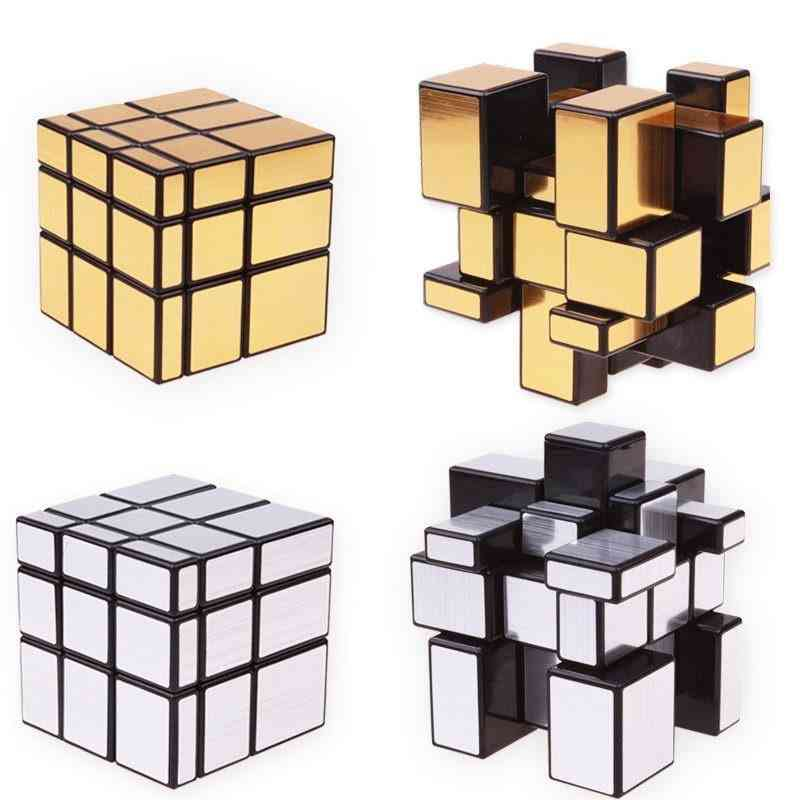 Magic Mirror -speed 3x3x3 Cube -professional Puzzle Cubes Toy
