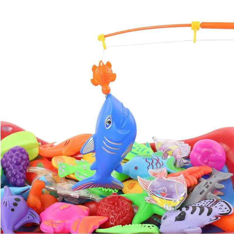 Magnetic Fishing Toy -game For Kids