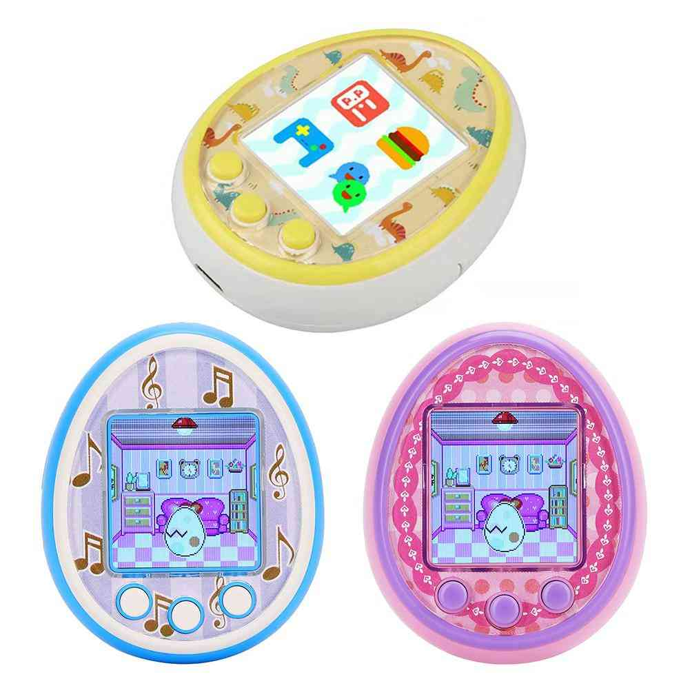 Tamagotchis Kids Electronic Pets Toy-digital Hd Color Screen