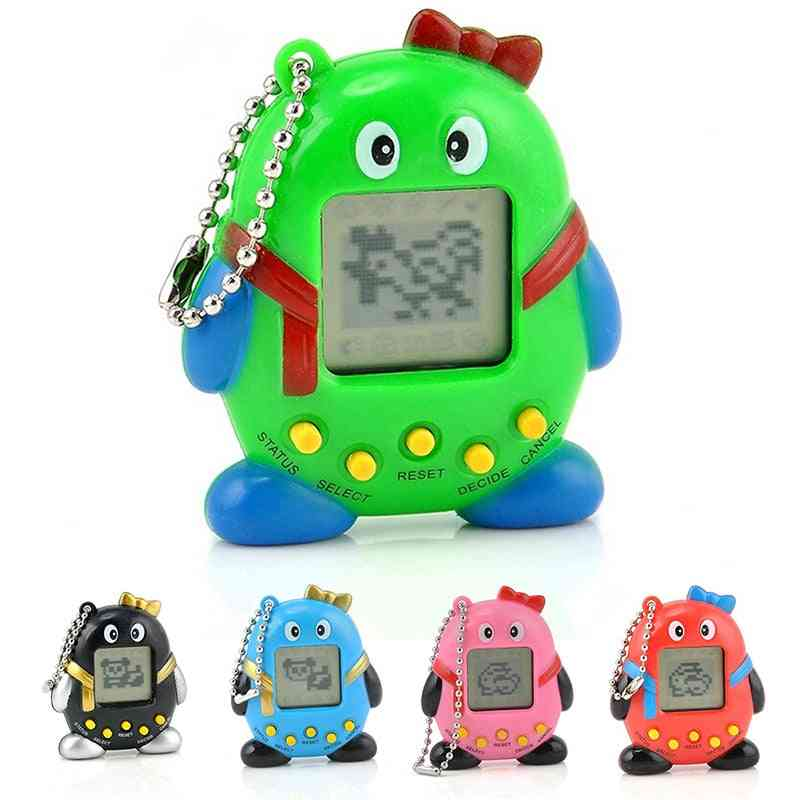 Digital, Electronic, Mini Penguin Pet - Phone Key Chains For Kids