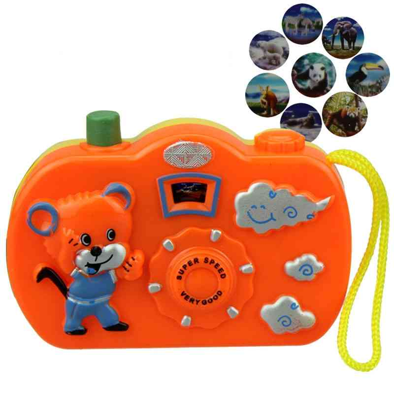 Animals World-projection Camera-educational Toy