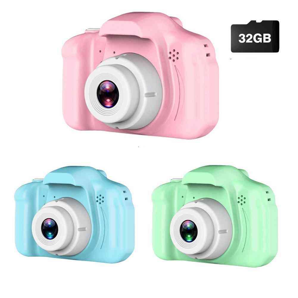 Hd Screen Chargable Digital Mini Camera Toy