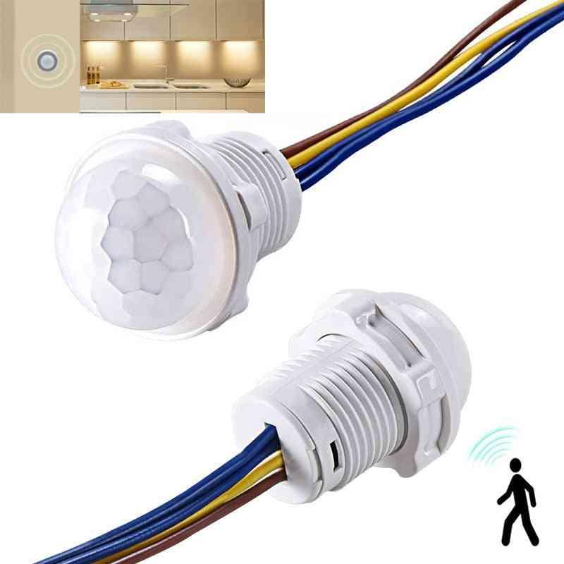 Time Delay Pir Infrared Body Motion Sensor Detector Module Sensitive - Light / Lamp Control Switch