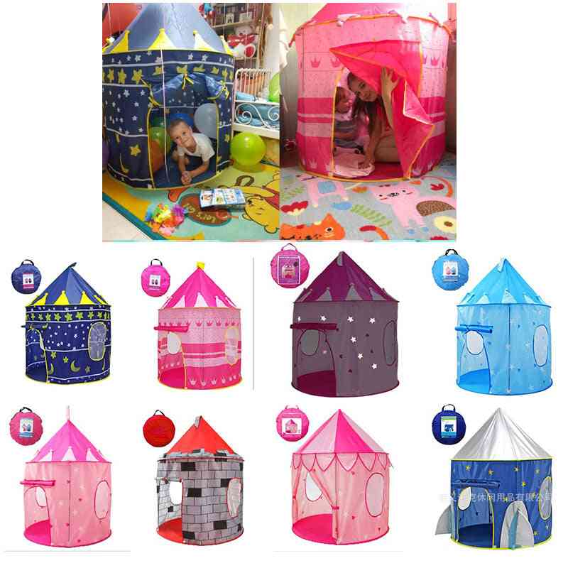 Ball Pool Tipi Tent -children Games Toy