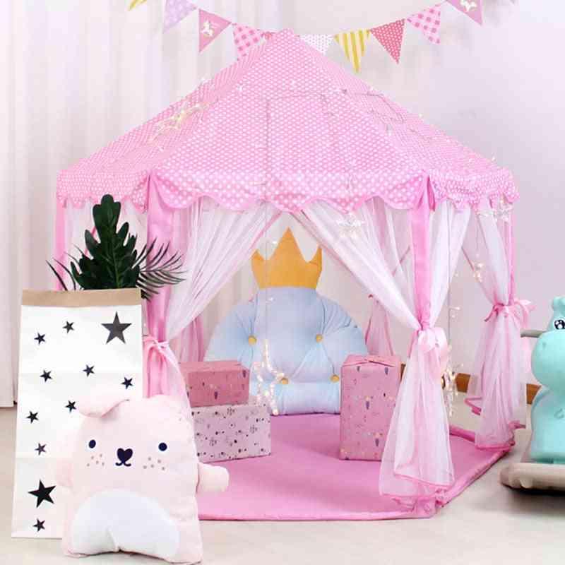Portable Folding - Prince / Princess Tent