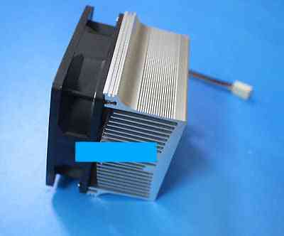 Aluminum Plate With 12v Fan For High Power Led