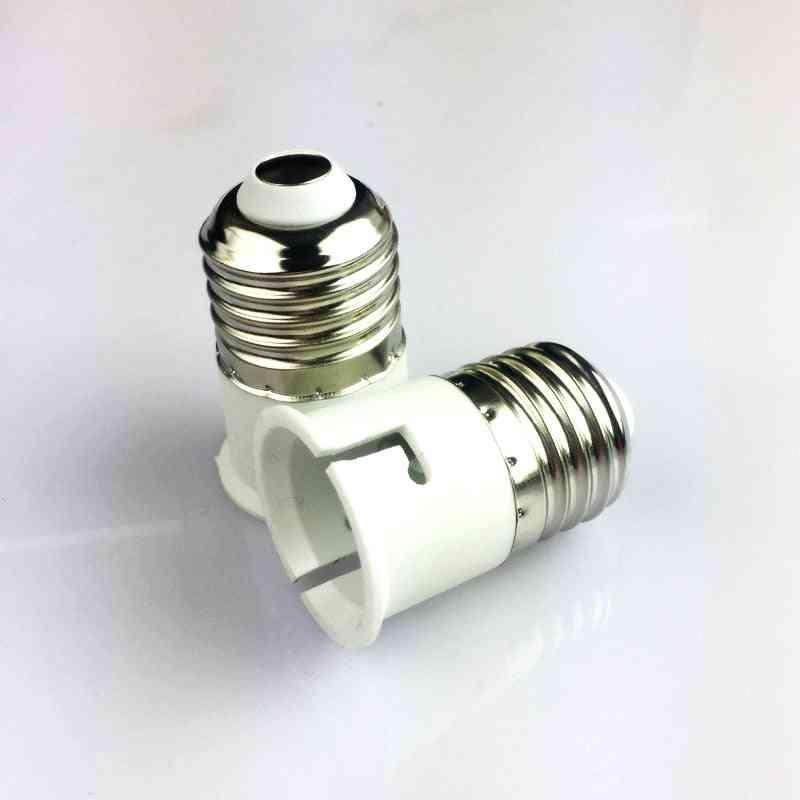 E27 To B22 Base Led Light Lamp Adapter