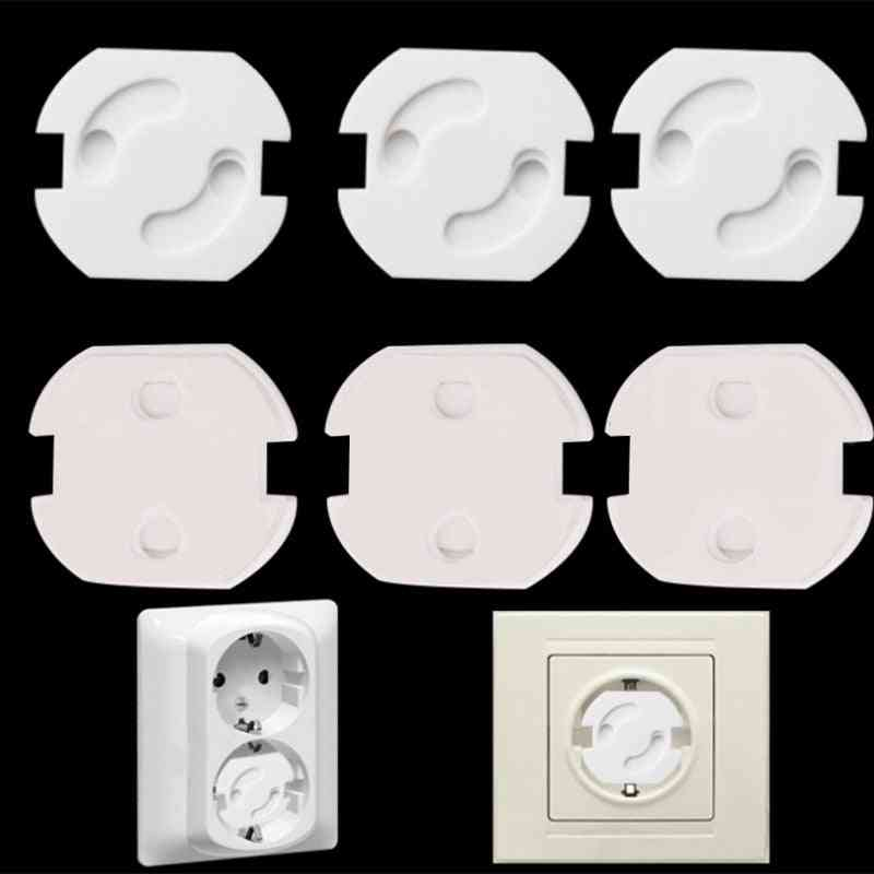 Rotatable, Electric Safety Socket Cover- 2 Hole
