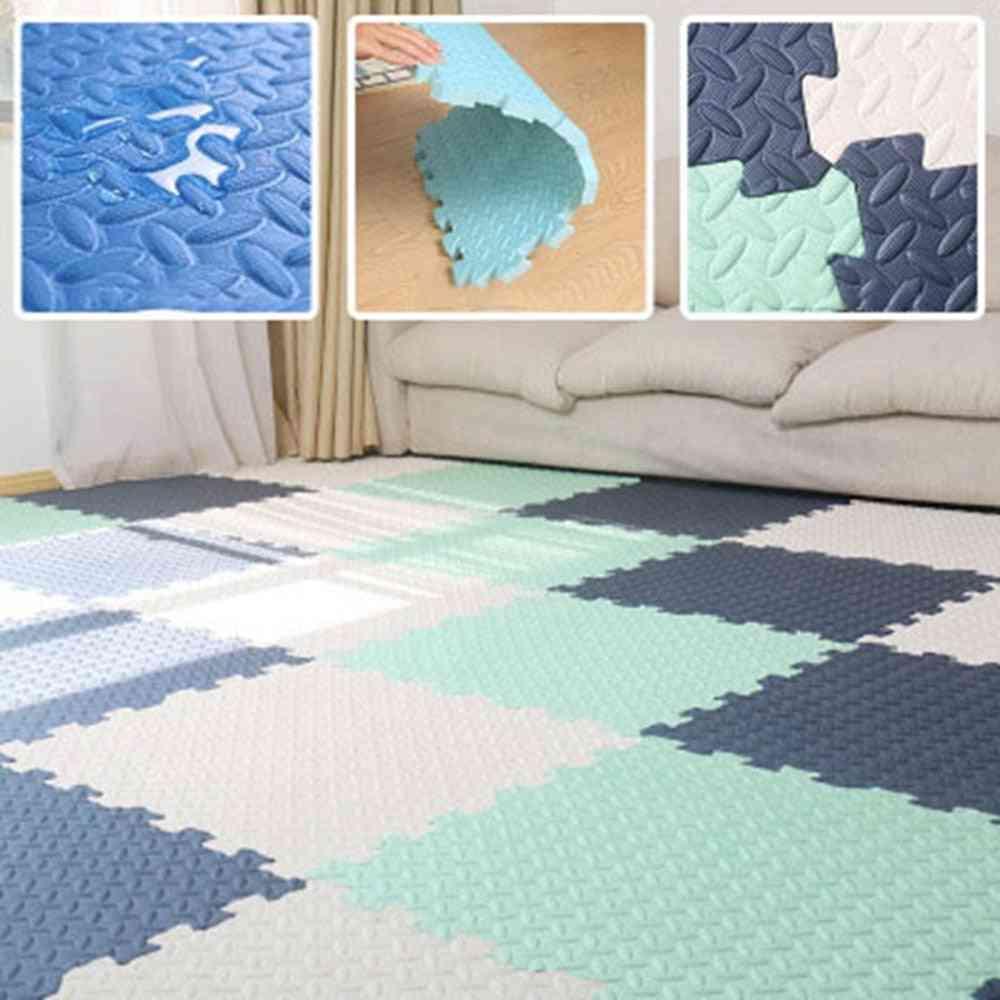 Pe Foam, Interlocking Floor Carpet