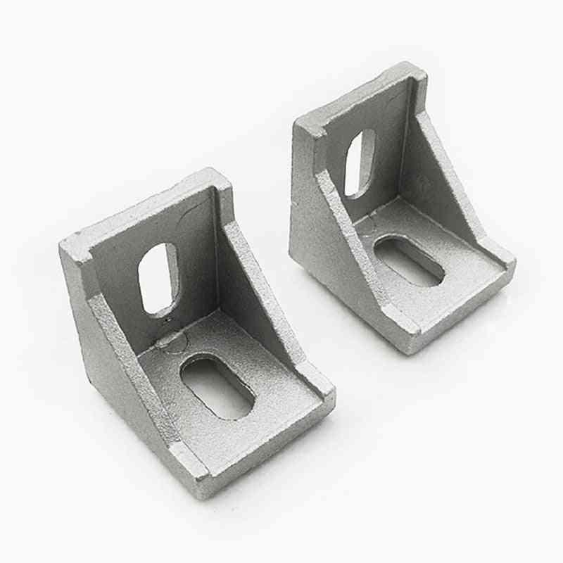 Corner Fitting Angle- Aluminum Connector Bracket Fastener