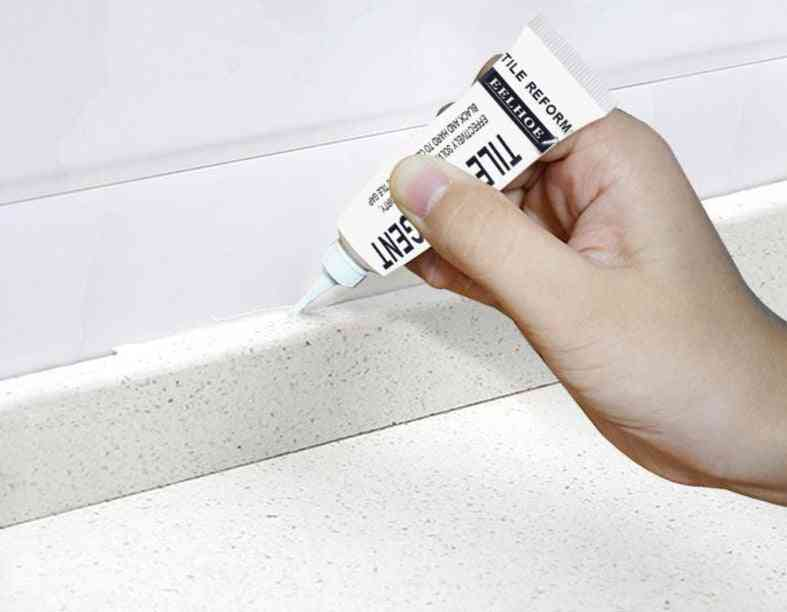 Tile Gap Agent For Whitening Of Ground Joints