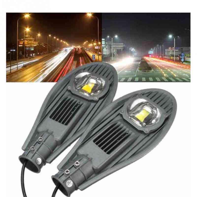 Waterproof Led Road Street Flood Light - Solar Industrial Lamp