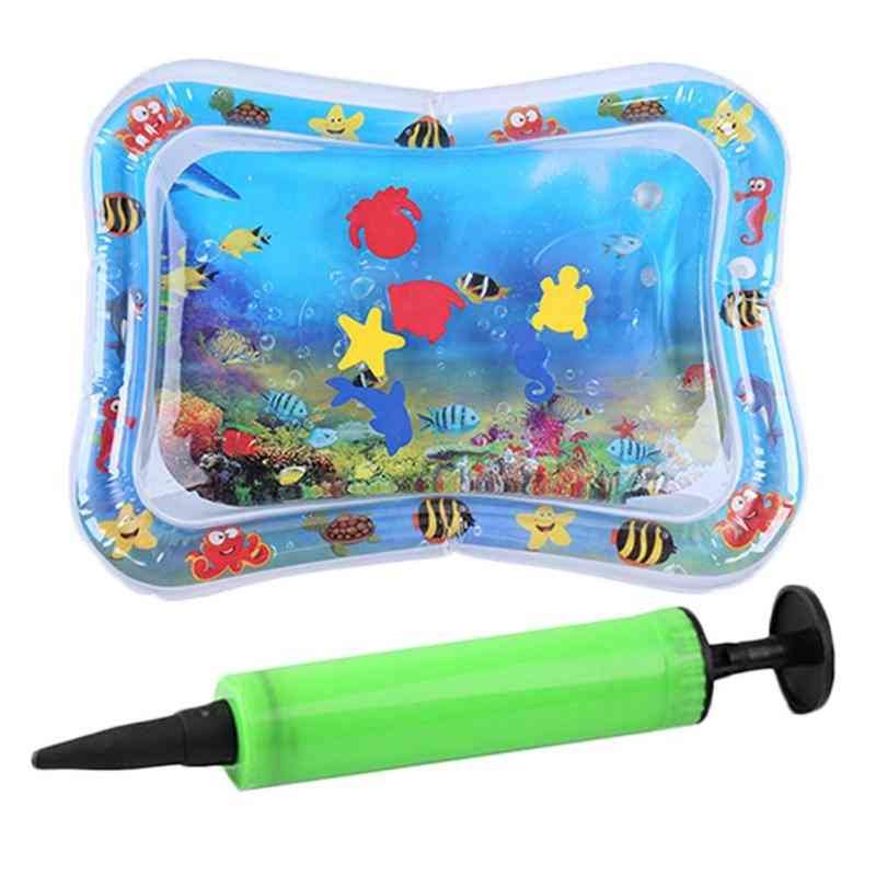 Inflatable Patted Pad, Water Activity Mat Toy For Kids
