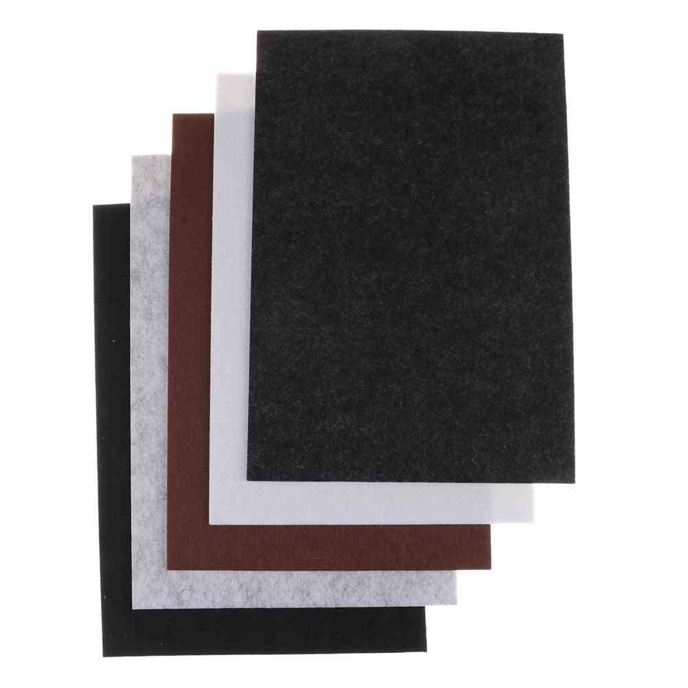 Self Adhesive Square Felt Pads - Furniture And Floor Protector