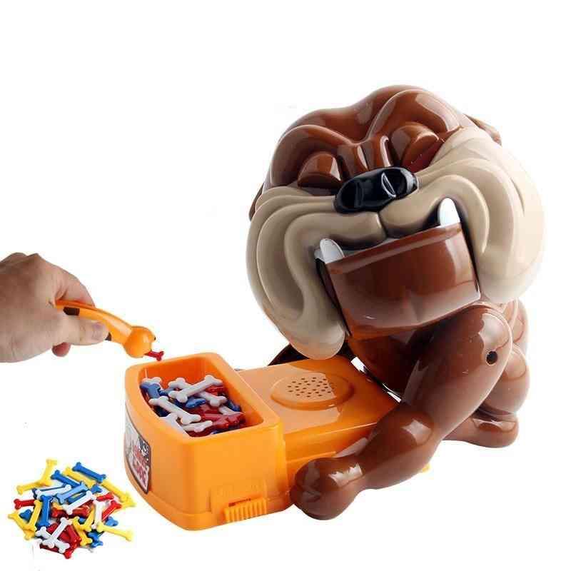 Bad Dog Chews A Bone Funny Board, Game Toy