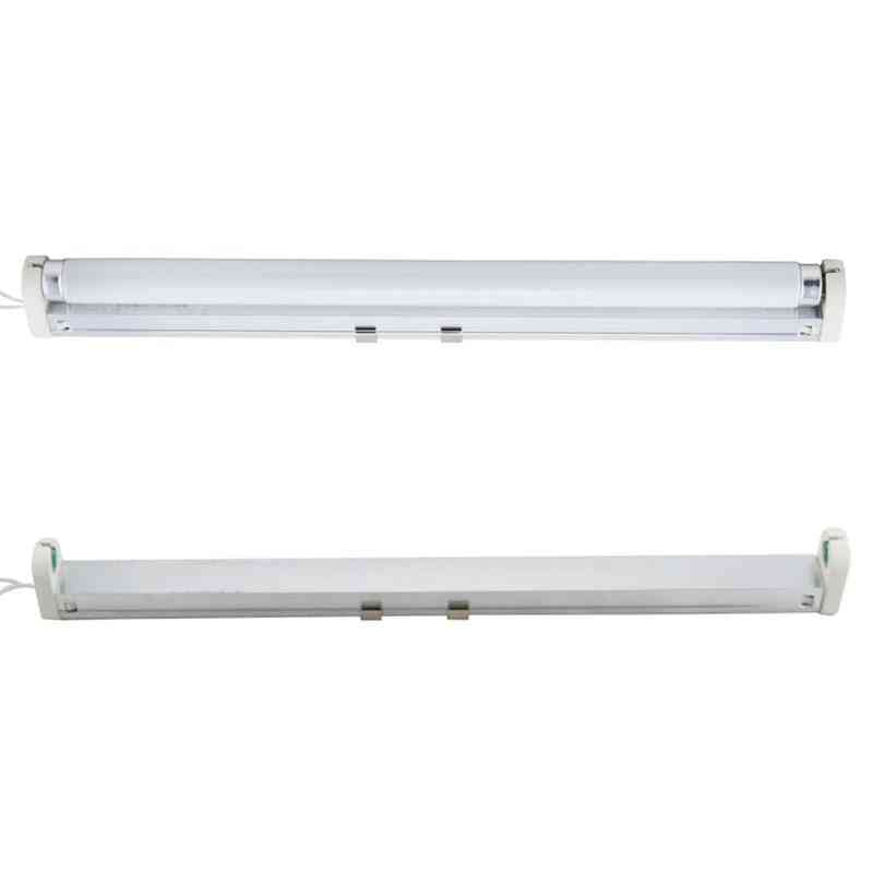 Fluorescent Lamp Tube And Lamp Holder For Indoor Lights