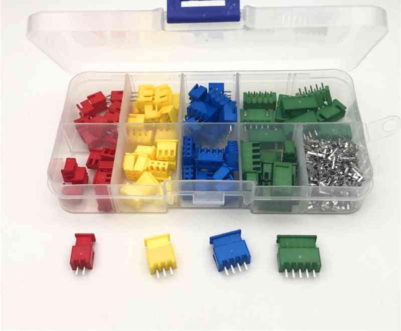 Wire Connector - Adaptor Pin Header Housing Xh Tjc3 Set