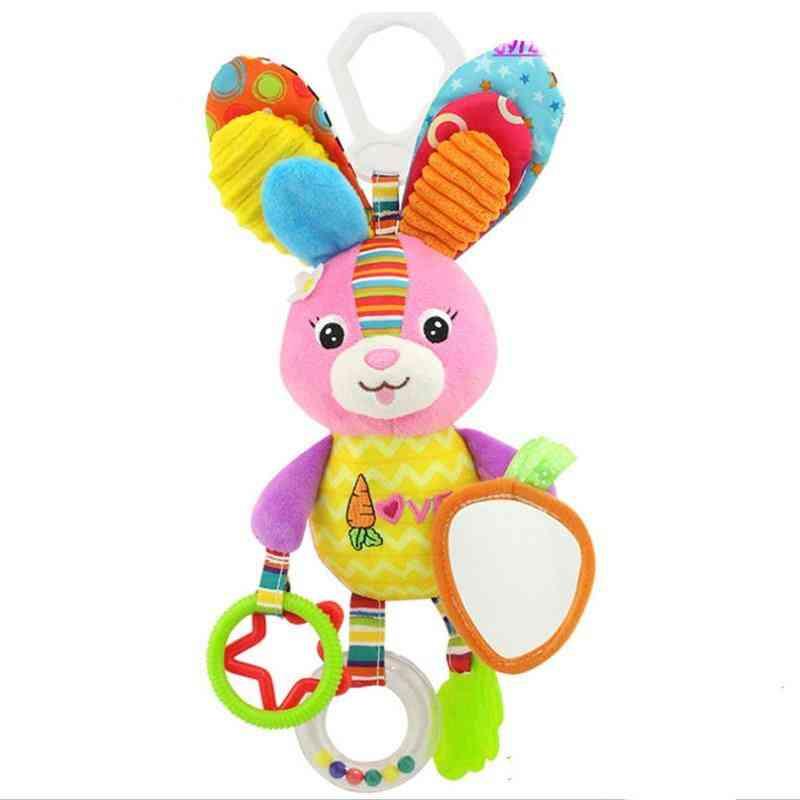 Baby Crib Cot Pram Hanging Rattles Stroller & Car Seat Toy