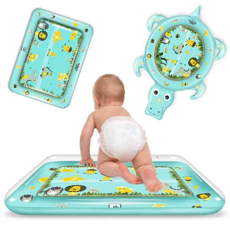 Baby Kids Water Play Mat, Tummy Time Playmat