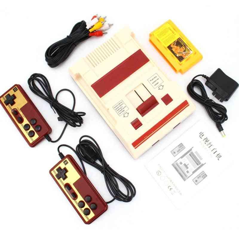 Retro Classic Nostalgic 8 Bit Video Games Console Player
