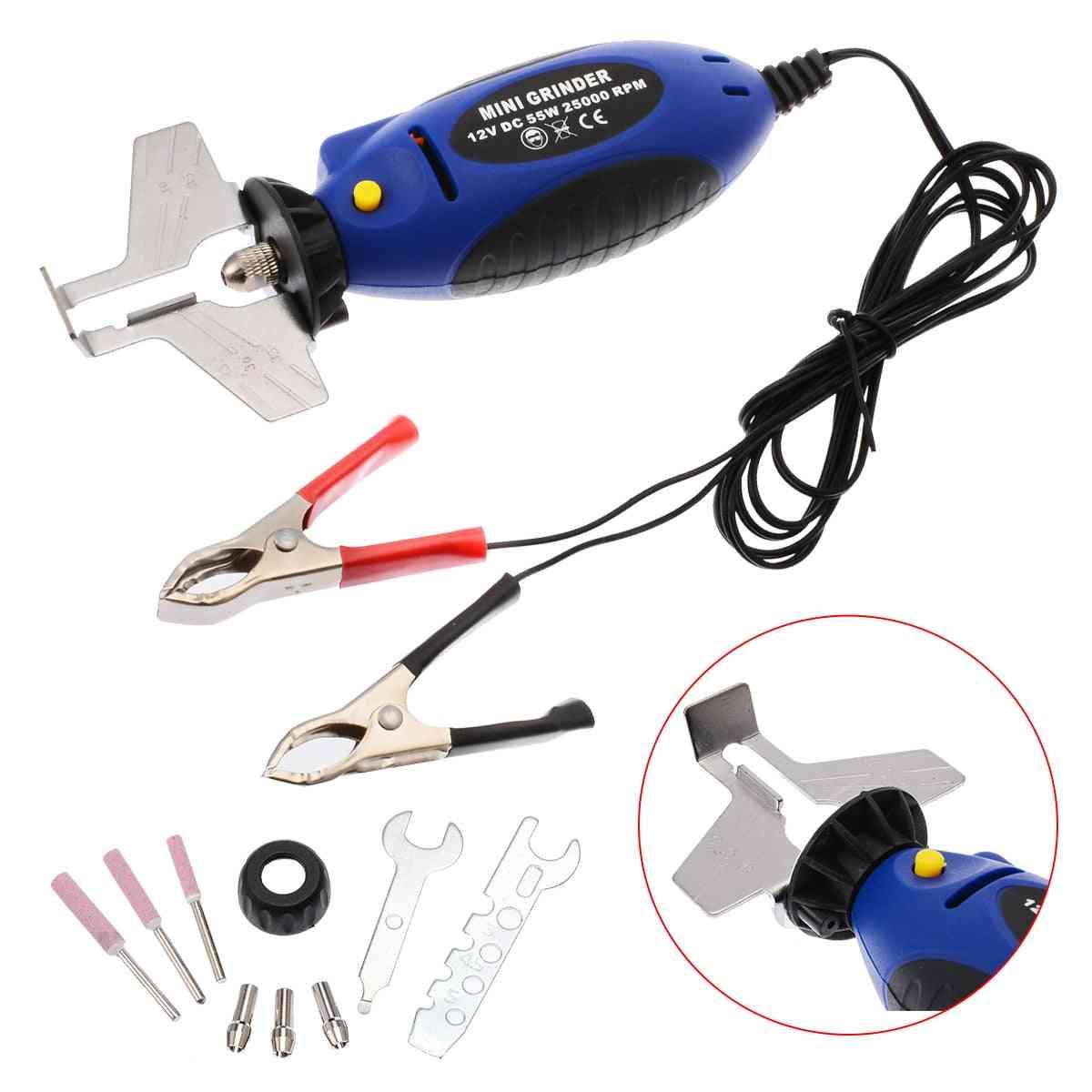 Chainsaw Sharpener Electric Grinder File Pro Tools Set