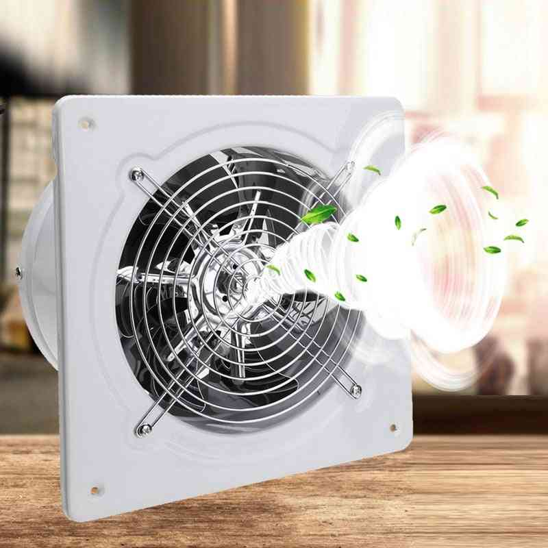 Hanging Wall High Speed Exhaust Fan For Toilet / Kitchen / Bathroom