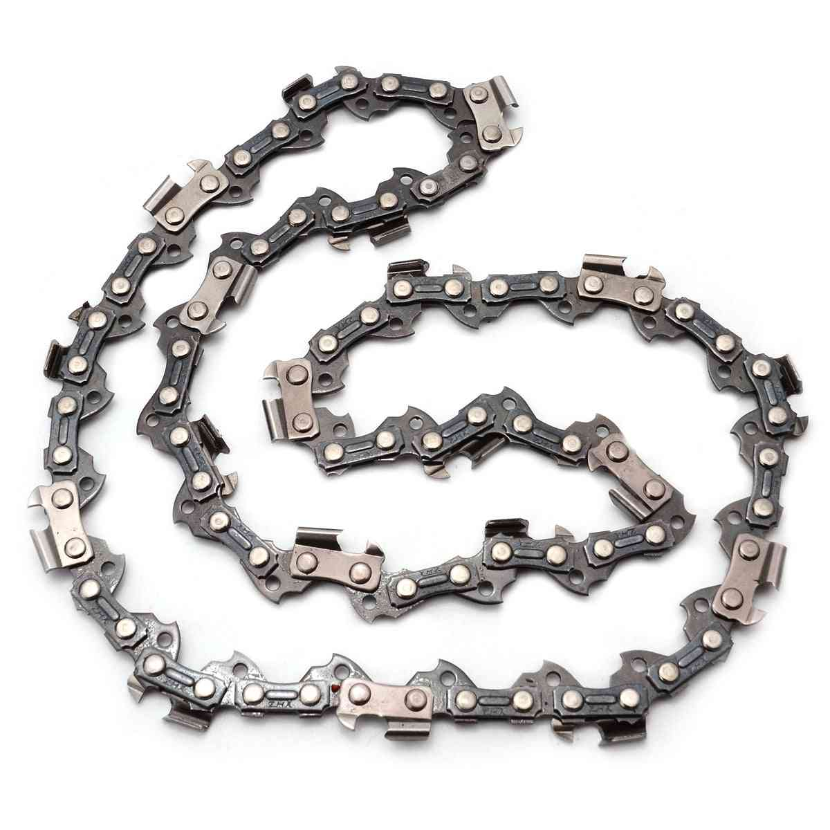 10 Inch Semi Chisel-cutting Chain For Lawn Mower, Garden Tool