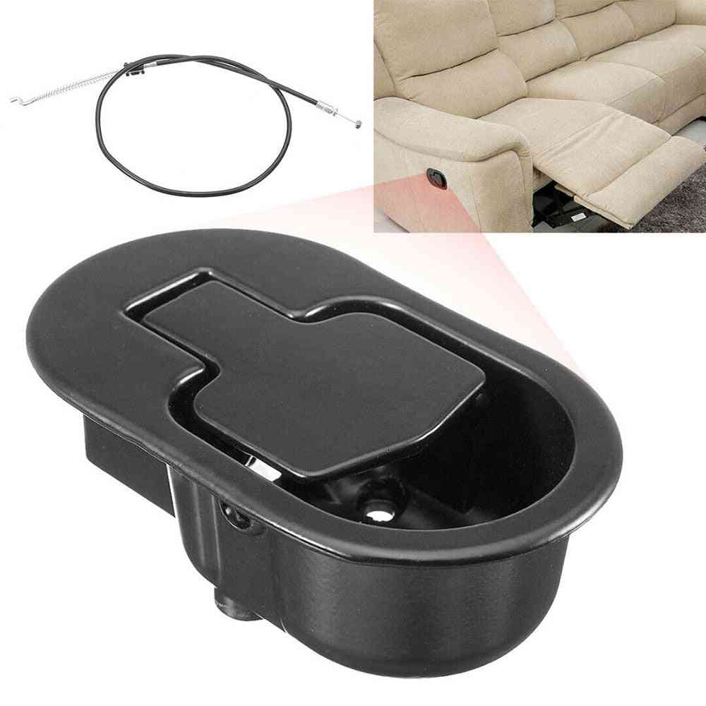 Sofa Recliner Handle With Release Lever Trigger Cable