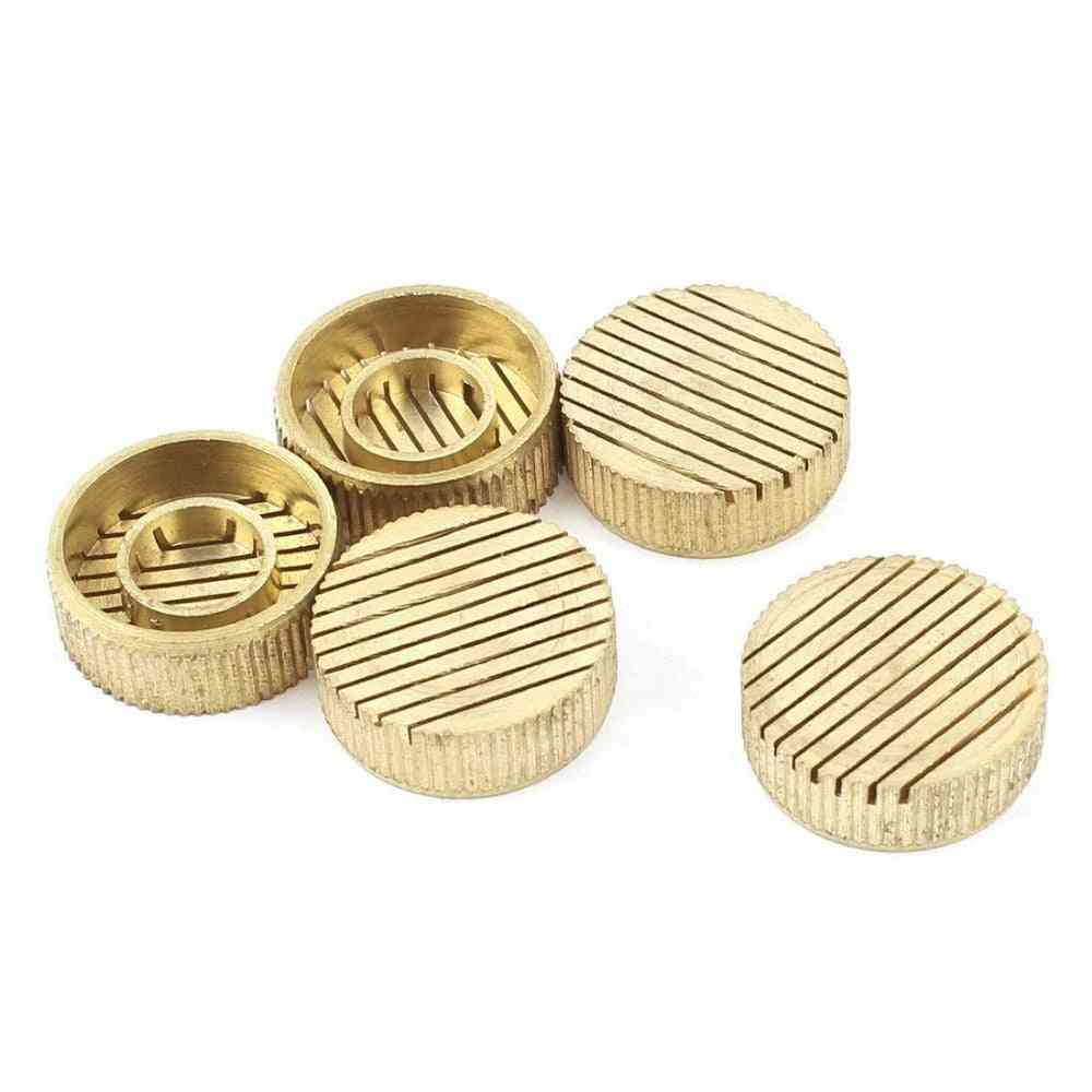 Brass Parallel Slotted Core Box Air Release Vents