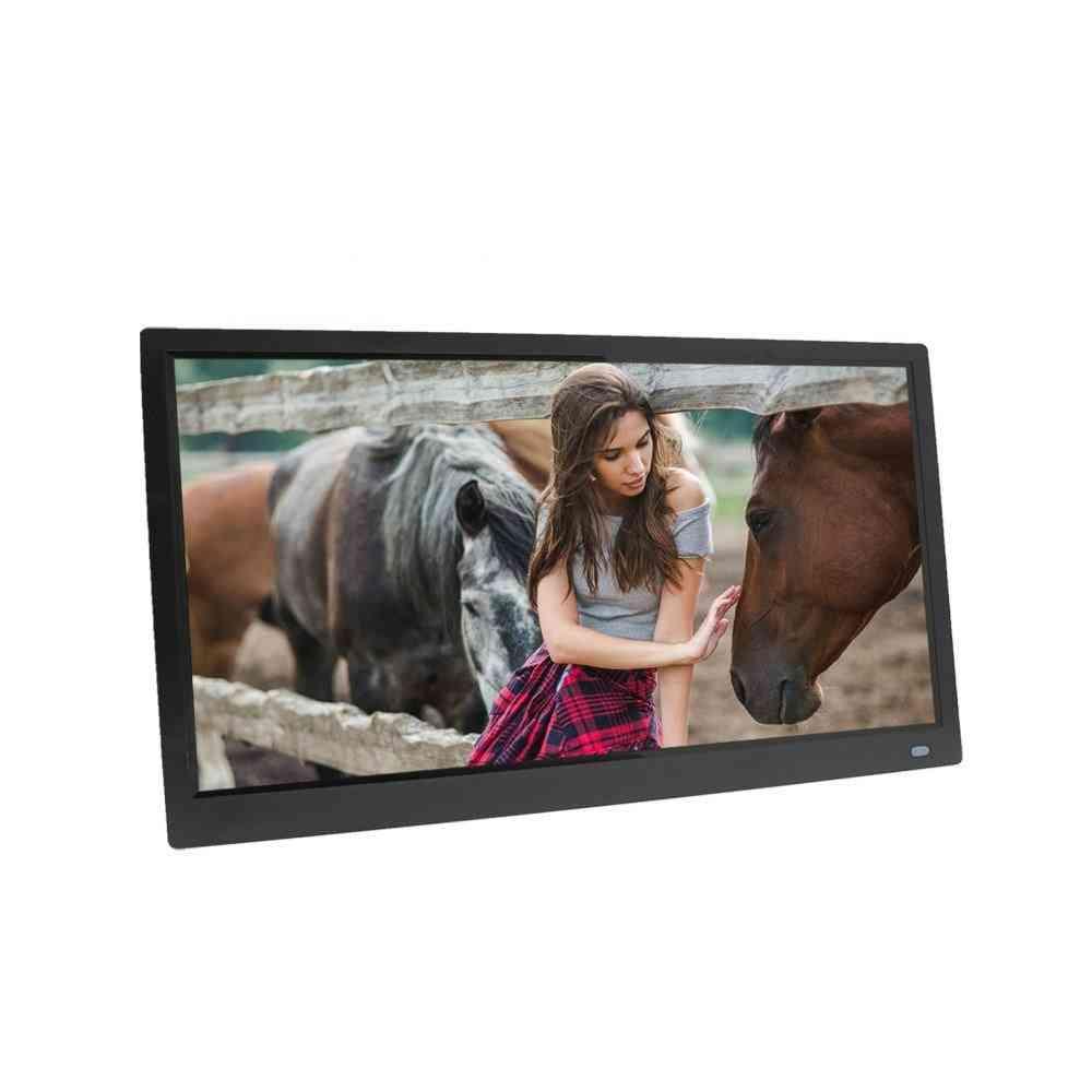 Led Backlight, Electronic Hd Full Function Digital Photo Frame