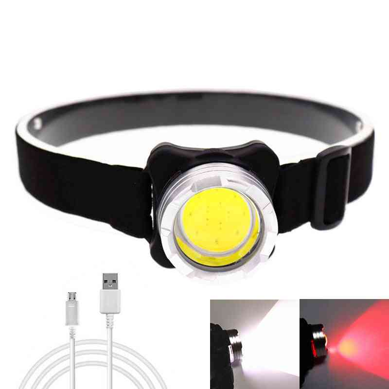 Usb Rechargeable Headlamp - Mini Portable Headlight