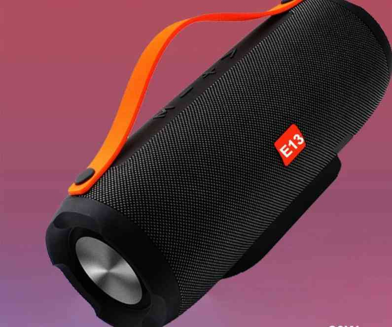 Mini Wireless Bluetooth Speaker, Portable Stereo Fm Radio Music Player