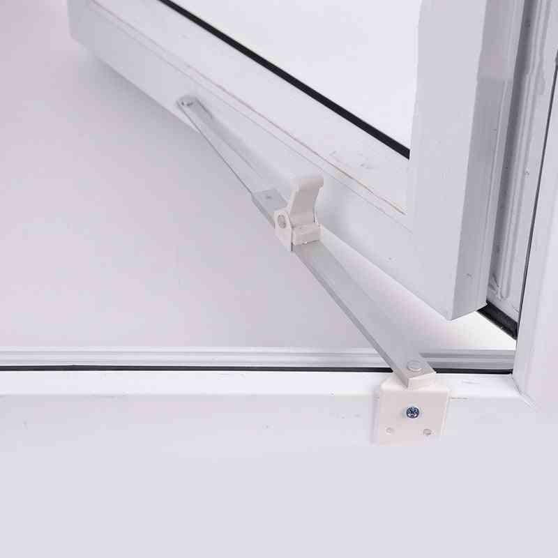 Window Sliding Wind Bracing- Telescopic Fixed Angle Controller