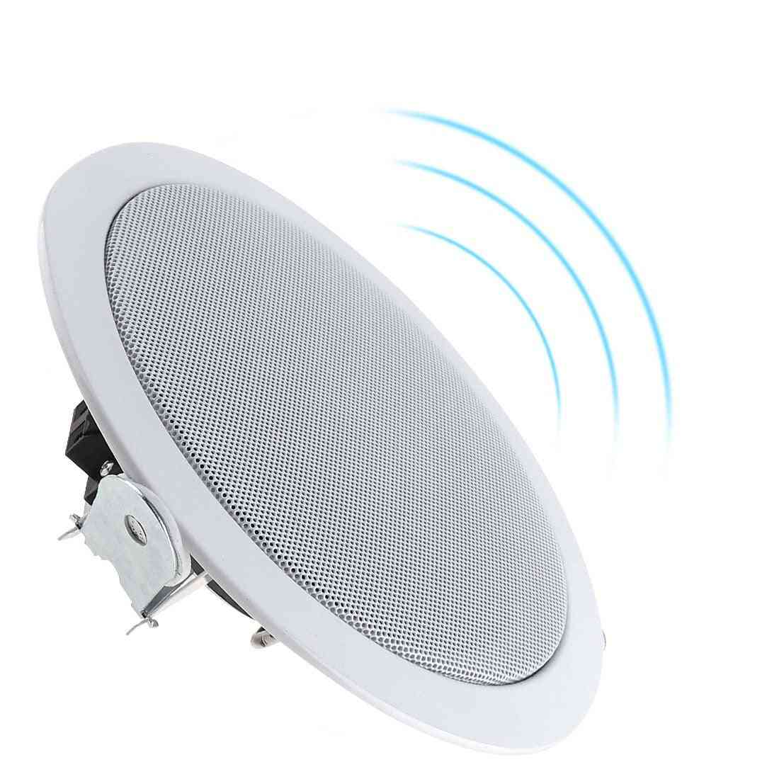 15w, 6 Inch Wall-mounted Ceiling Speaker For Home/restaurant