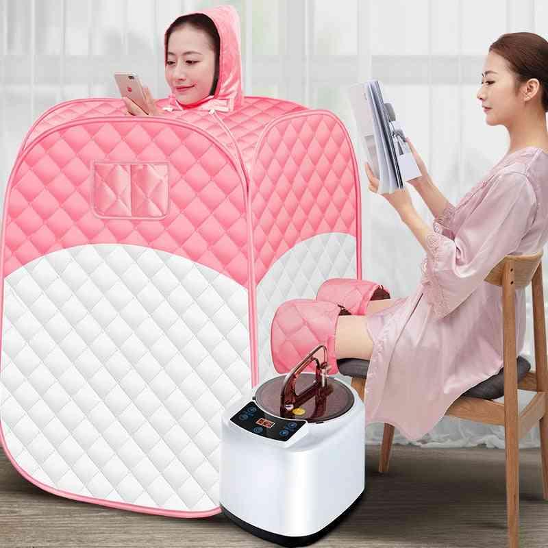 Healthy Steam Sauna- Portable Spa Room