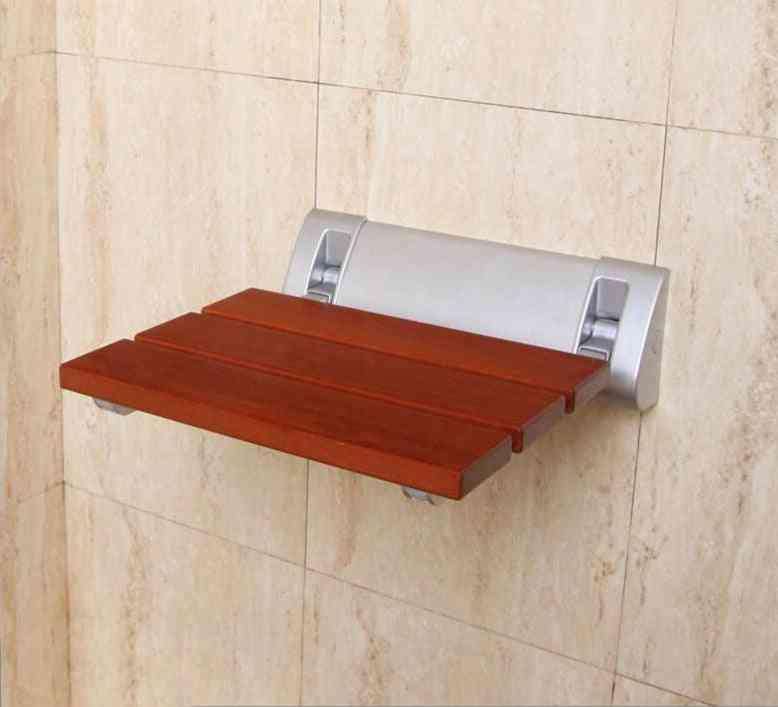 Wall Mounted, Folding Shower Seat