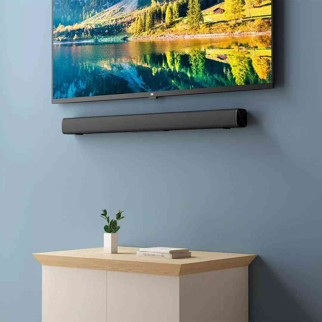 Stylish Bar Shaped Tv/computer/home Theater Speakers