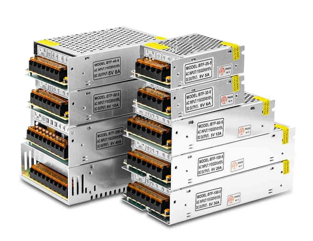 Dc5v 2a 3a 4a 5a 8a 10a 12a 20a 30a 40a 60a Switch Led Power Supply Transformers Adapter